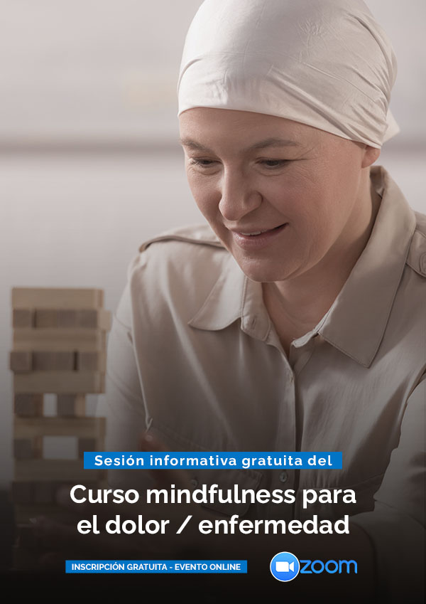 Mindfulness para el dolor y la enfermedad crónica